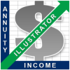 Annuity Income Illustrator Logo