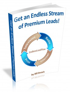 Endless Lead Flow E-Book Cover